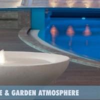 Σιντριβάνια ατμοσφαιρικά κήπου-σπιτιού