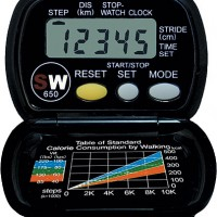 Βηματόμετρο DIGI-WALKER SW-650